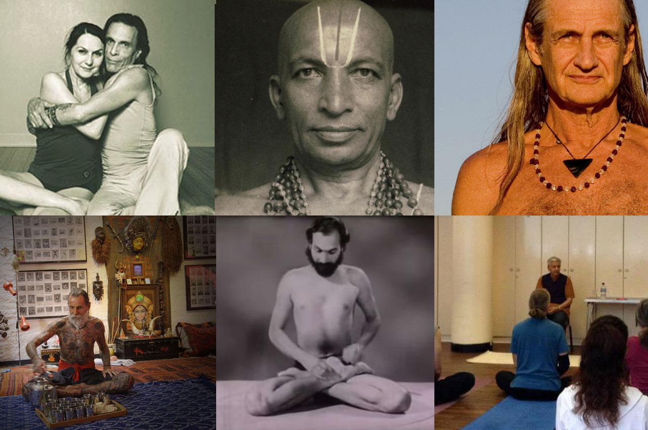 Hatha-Vinyasa-Parampara-Guru-Lineage